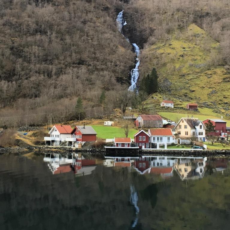 Gudvangen Norway Fjord Tour