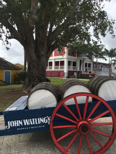 John Watling's Distillery.