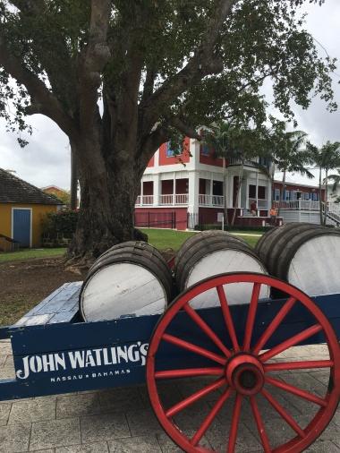 John Watling's Distillery.