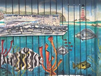 Mural of Nassau.