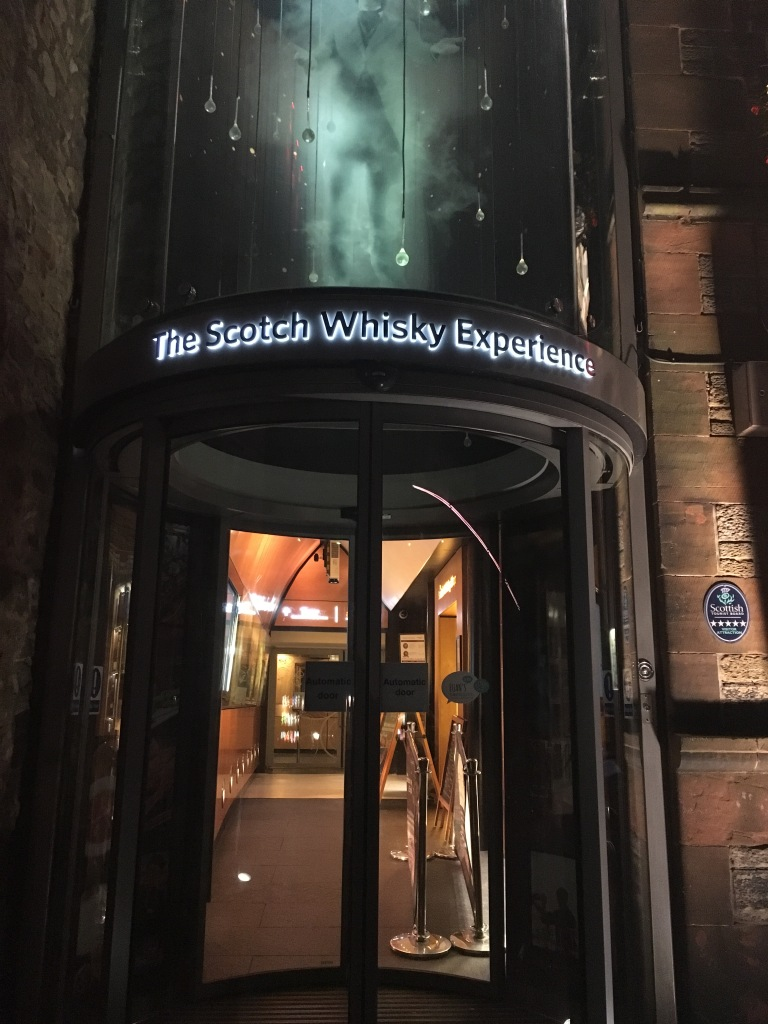 scottish whiskey experience
