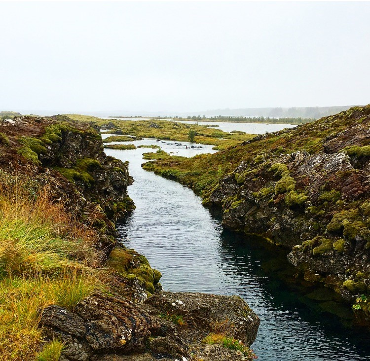 Silfa Fissure Thingvellir National Park Golden Circle Iceland