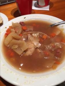 Strondin Bistro & Bar Icelandic Lamb Soup