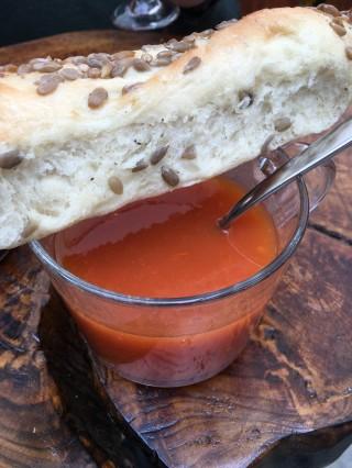 Tomato Soup Friedheimar