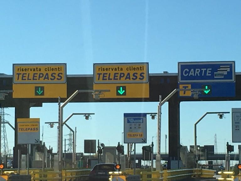 autostrade italy tolls
